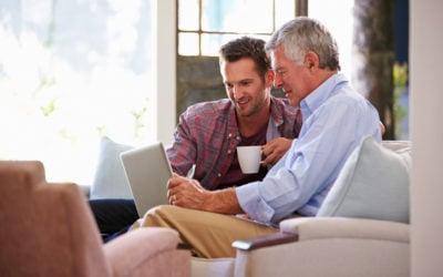Looking After Elderly Parents: A Checklist to Help Organize Their Finances