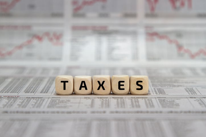 When Things Change – What to Do About Estimated Taxes